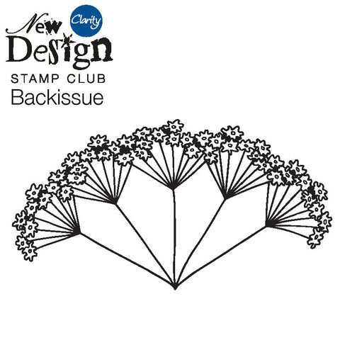 New Design Stamp Club Back Issue 93 - Lady's Mantle