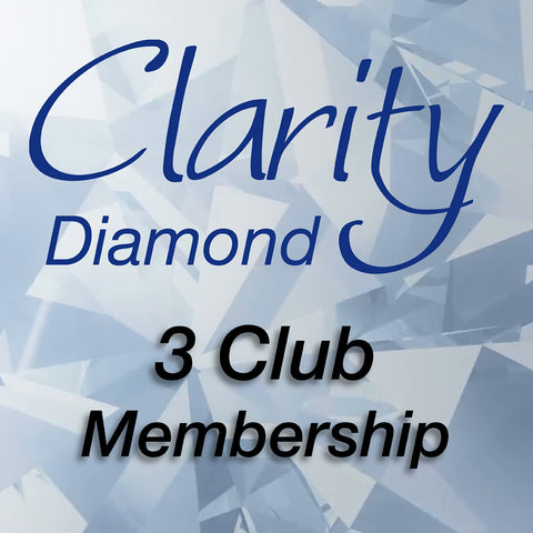 Clarity Craft Diamond Club - 12 Month Subscription