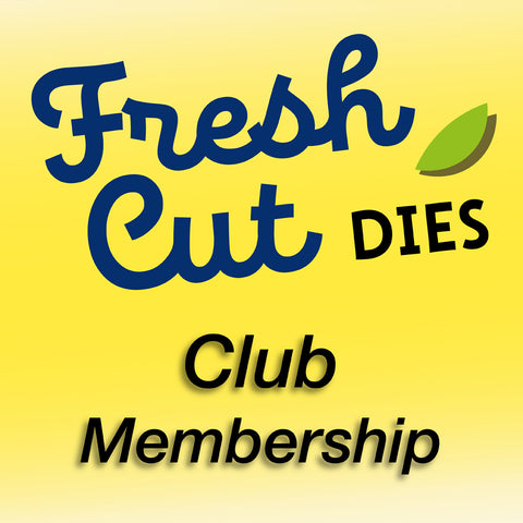 New Designs Die Club - 12 Month Subscription