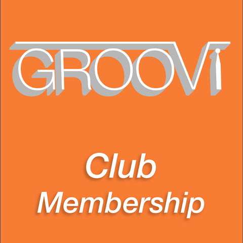 New Designs Groovi Club - 12 Month Subscription
