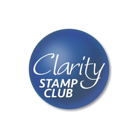 Clarity New Design Stamp Club - 12 Month Subscription (Monthly Payments)