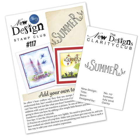 New Design Stamp Club Back Issue 117 - Summer