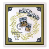 Christmas Carols Collection <br/>Unmounted Clear Stamp Bundle