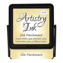 Artistry Ink Pad - Old Parchment
