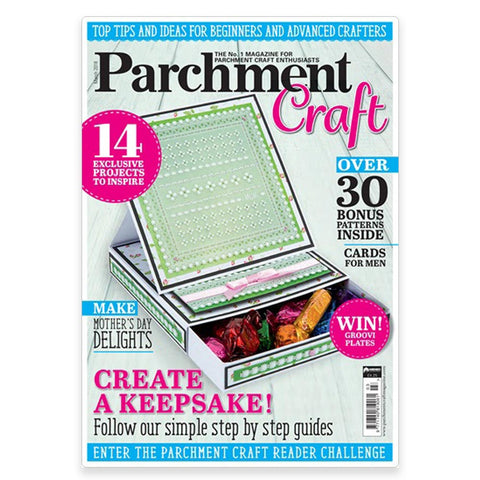 Parchment Craft Magazine - March 2018