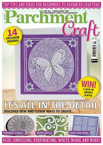 Parchment Craft Magazine - April 2017