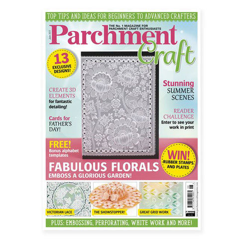Parchment Craft Magazine - June 2017