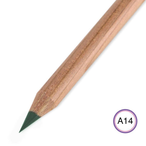 Perga Liner - A14 Green Aquarelle Pencil