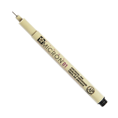 Pigma Micron 01 Fine Point Pen - Black