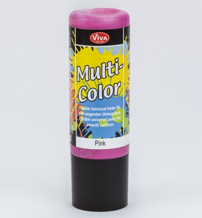 Viva Decor Acrylic Paint - Pink