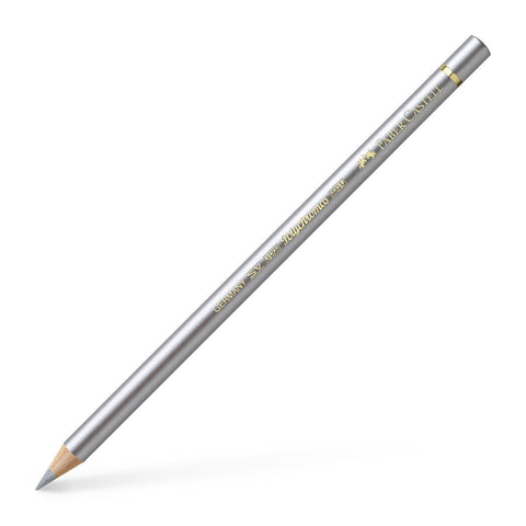 Faber-Castell Polychromos Artists' Pencil - Silver (251)