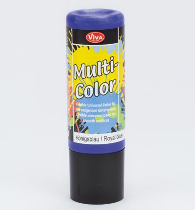 Viva Decor Paint - Royal Blue