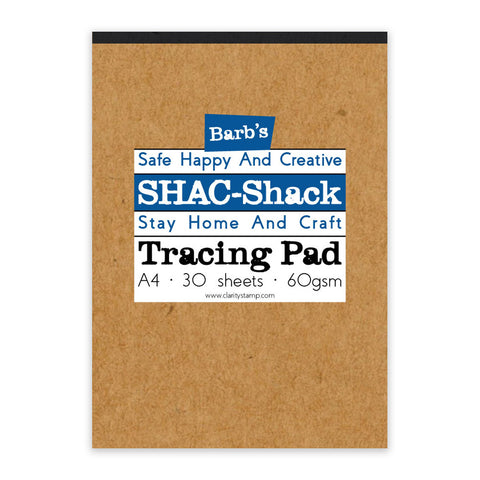 Barbara's SHAC Shack Tracing Paper Pad
