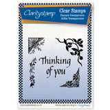 Leafy Corners <br/>Unmounted Clear Stamp Set