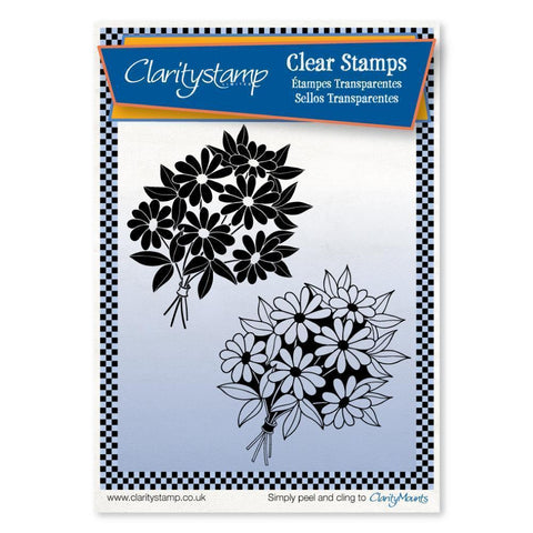 Bouquets <br/>Unmounted Clear Stamp Set