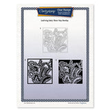 Leafwing Fairy Three Way Overlay <br/>Unmounted Clear Stamp Set