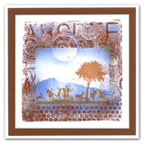 Meadow Dance & Deerscape <br/>Unmounted Clear Stamp Set