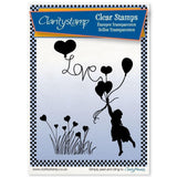 Love Is in the Air Unmounted Clear Stamp Set