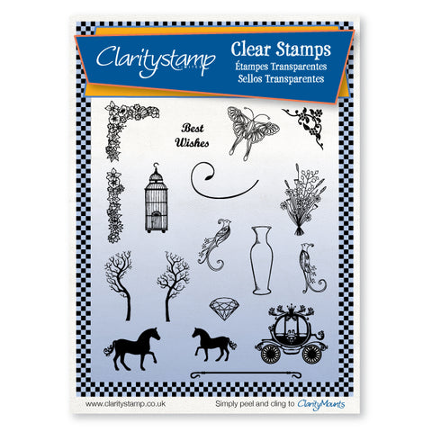 Best of the Classroom <br/>Unmounted Clear Stamp Set