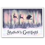 Word Chain 14 - Season's Greetings Unmounted Clear Stamp Set
