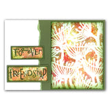 Word Chain 08 - Friendship <br/>Unmounted Clear Stamp Set