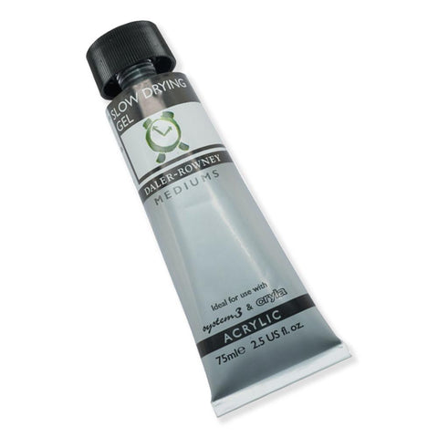 Daler Rowney System 3 - Slow Drying Gel Medium