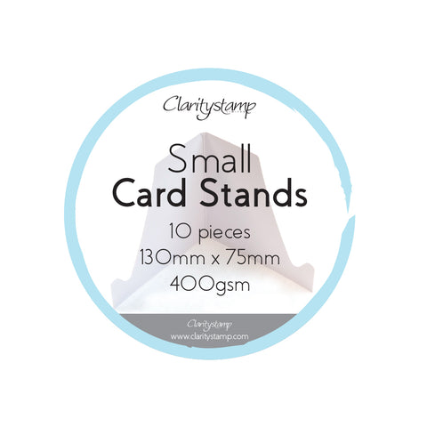 Small Card Stands (Pack of 10)