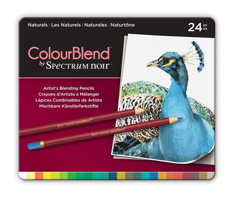 Spectrum Noir ColourBlend Pencils - Naturals