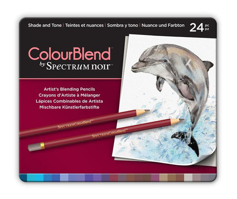 Spectrum Noir ColourBlend Pencils - Shade and Tone