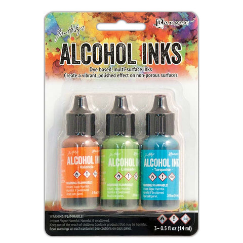 Alcohol Ink Set - Spring Break