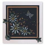 Tina's Butterflies, Dragonflies & Flowers Bundle Unmounted Clear Stamp Sets