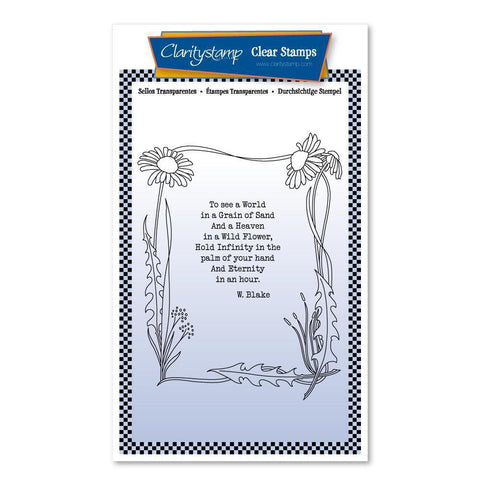 To See A World A6 Poetry Stamp Set