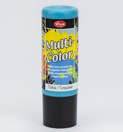 Viva Decor Acrylic Paint - Turquoise