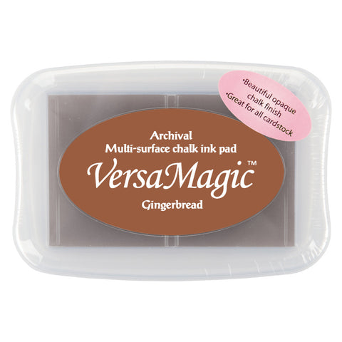 Versamagic Chalk Ink Pad - Gingerbread