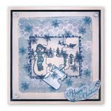 We Wish You a Merry Christmas <br/>Unmounted Clear Stamp Set