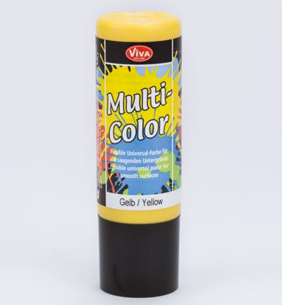 Viva Decor Paint - Yellow