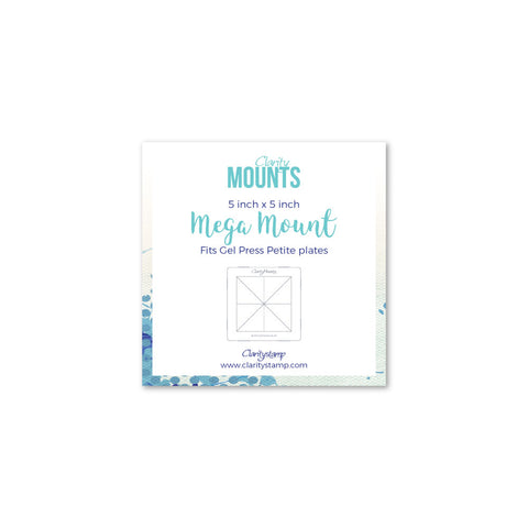 "Clarity Mega Mount 5"" x 5"""