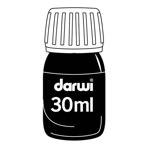 Darwi Ink 30ml - Black