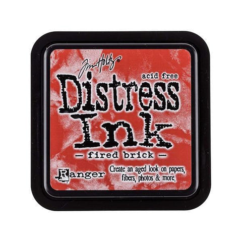Distress Ink Pad - Fired Brick