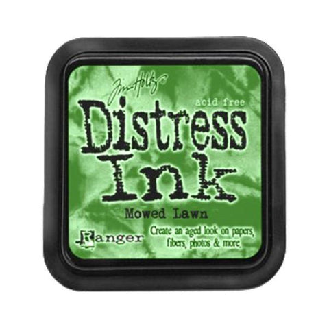 Distress Ink Pad - Mowed Lawn