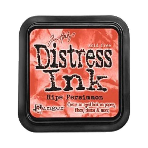 Distress Ink Pad - Ripe Persimmon