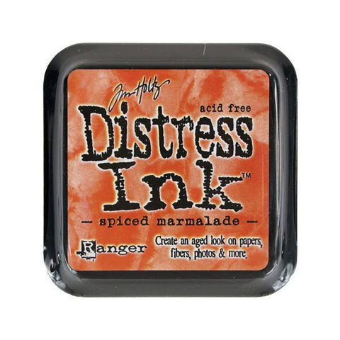 Distress Ink Pad - Spiced Marmalade