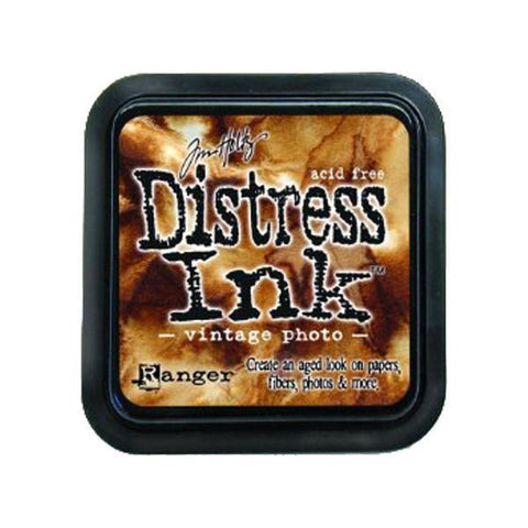 Distress Ink Pad - Vintage Photo