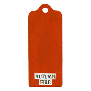 Fresco Finish Acrylic Paint - Autumn Fire (Translucent)