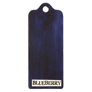 Fresco Finish Acrylic Paint - Blueberry (Translucent)