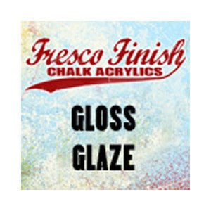 Fresco Finish Acrylic Glaze - Gloss