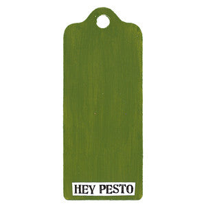 Fresco Finish Acrylic Paint - Hey Pesto (Translucent)