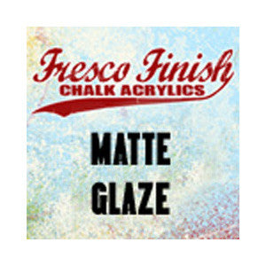 Fresco Finish Acrylic Glaze - Matte