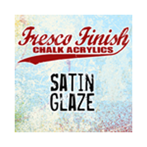 Fresco Finish Acrylic Glaze - Satin