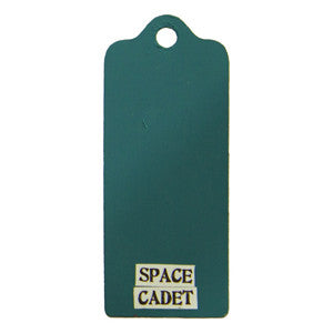 Fresco Finish Acrylic Paint - Space Cadet (Opaque)